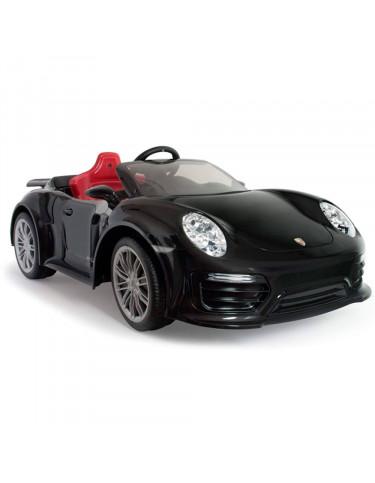 Porsche 911 Turbo S 12V Imove Spe Negro 8410964071848 Vehículos