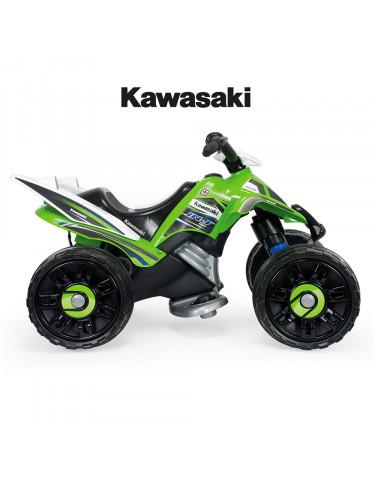 Quad Kawasaki 12V 8410964660554 Vehículos infantiles de batería