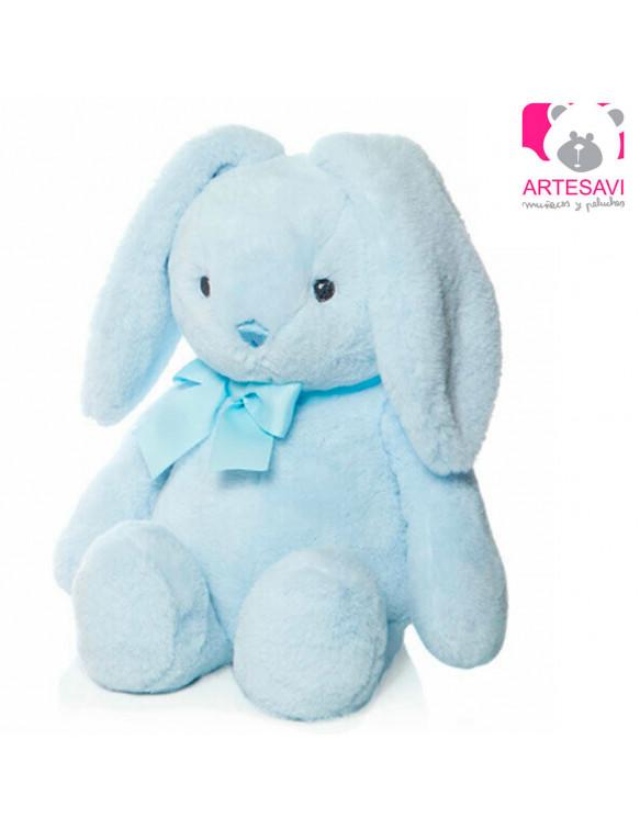 Conejo Dulce Celeste Grande 8435174922421 Para dormir