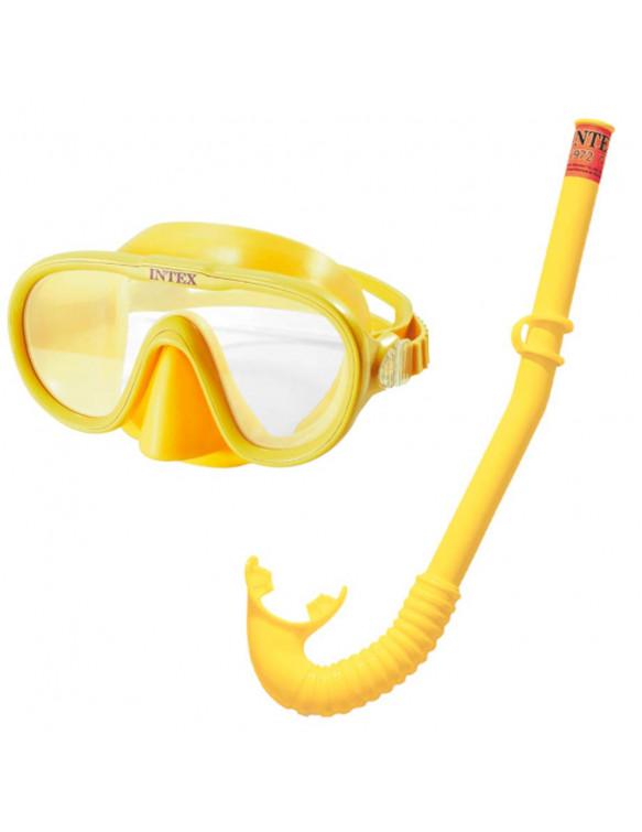 Máscara Buceo y tubo Respiradero +8 años 6941057413143