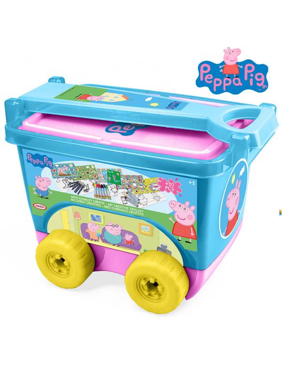 Peppa Pig Mi Carro Creativo 3517130001663 Peppa Pig
