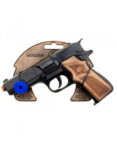 Pistola Policía Metálica 8410982312565 Armas y accesorios