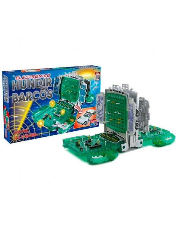 Hundir Los Barcos Edición Maletín 8412553280044 Juegos de