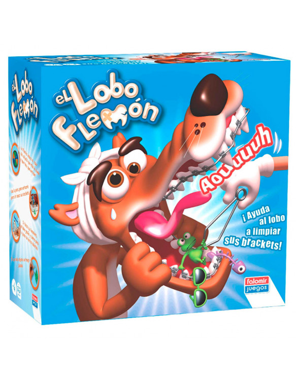 El Lobo Flemón 8412553297707 Juegos de habilidad