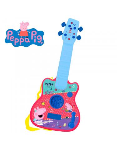 Peppa Pig Guitarra Infantil 8411865023462 Guitarras