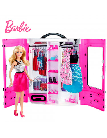 Barbie y su Armario Fashion 887961287479 Barbie