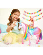 Barbie y Unicornio Luces Con Muñeca 887961699029 Barbie