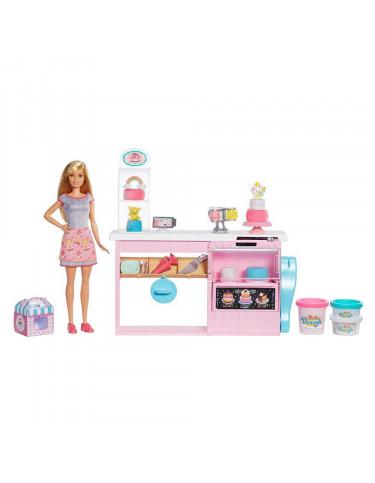 Barbie Top Pastelería 887961767643 Barbie