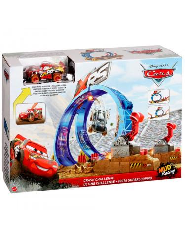 Pista Smash & Crash Challenge Cars 887961707595 Cars
