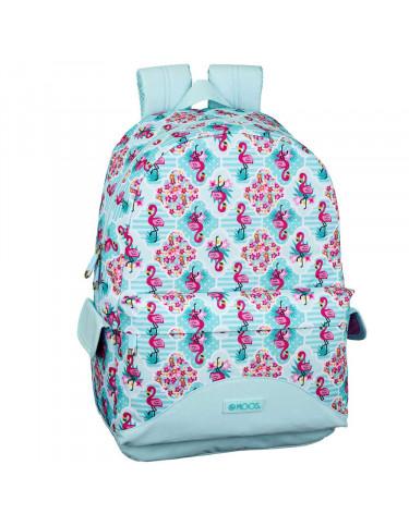 Mochila Flamingo Turquoise 8412688336111 Mochilas