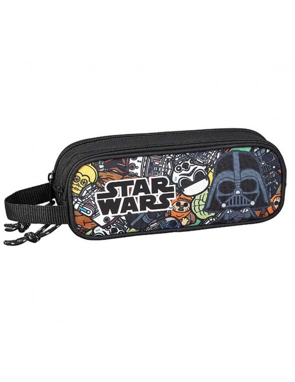 Star Wars Galaxy Portatodo Doble