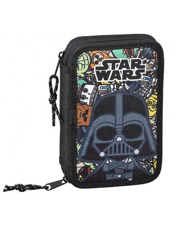 Star Wars Gala Plumier Doble 8412688334070 Star wars