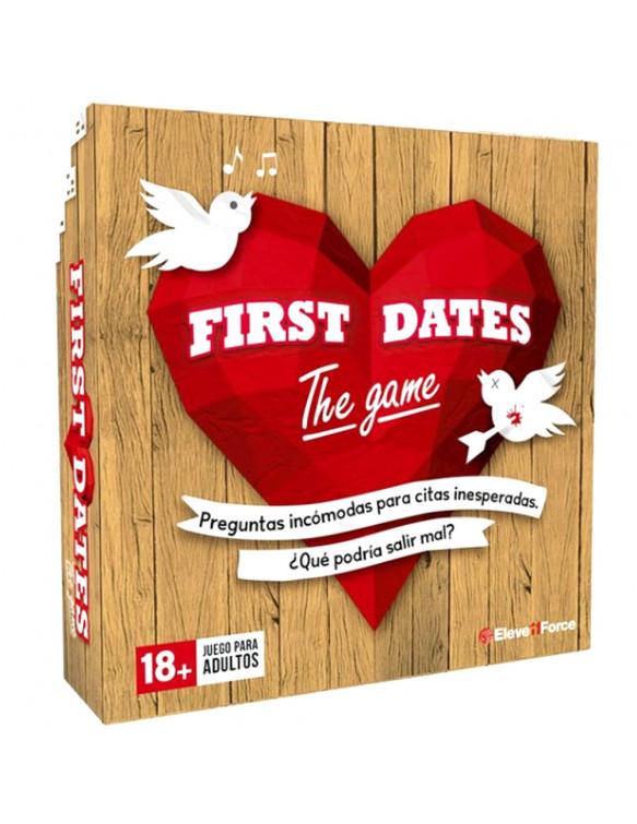 First Date El Juego 8436573612197 Juegos de estrategia