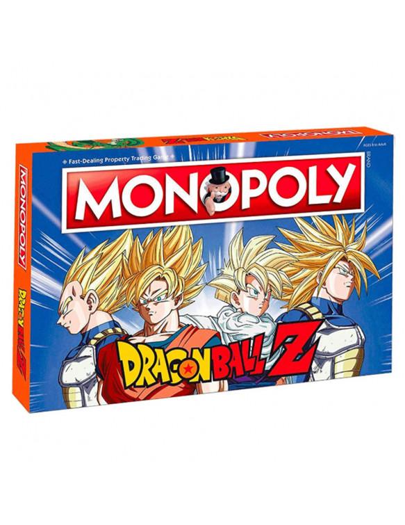 Monopoly Dragón Ball Z 8437016363683 Juegos de estrategia