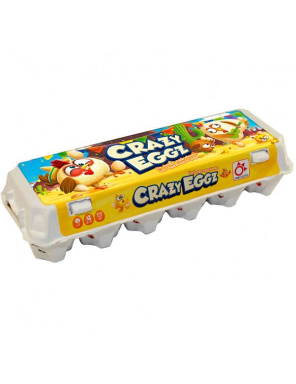 Crazy Eggz 8437015001463 Juegos de habilidad