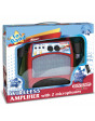 Wireless Amplificador Con 2 Micrófonos 0047663366746 Micrófonos