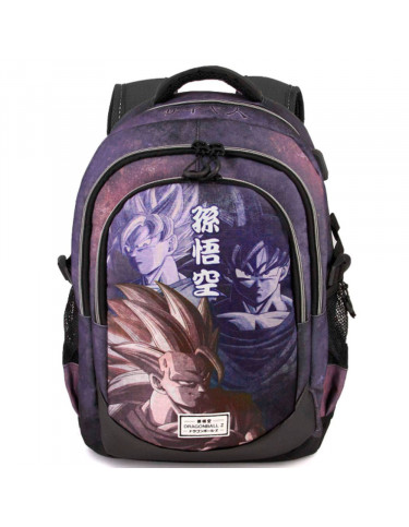 Dragón Ball Mochila Running Hs Goku 8435376399380 Dragon Ball