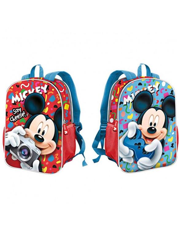 Mickey Infantil Mochila Dual Say 8435376390011 Mickey