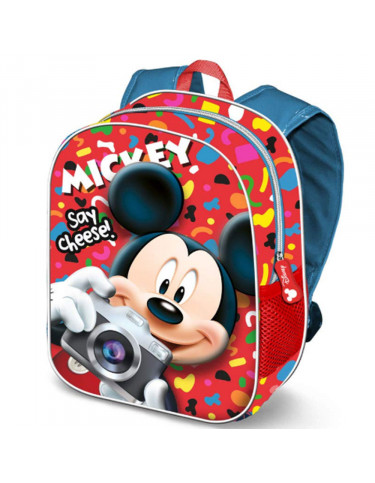 Mickey Infantil Mochila 3D Say 8435376389961 Mickey