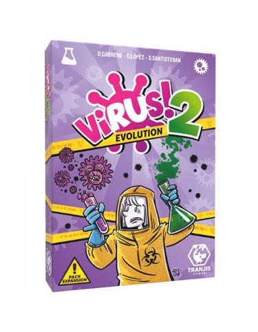 Virus 2 Ampliación 8425402271438 Juegos de estrategia
