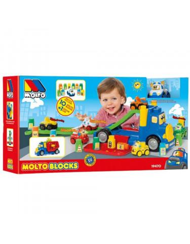 Camión Porta Coches 8410963194708 Bloques de construcción