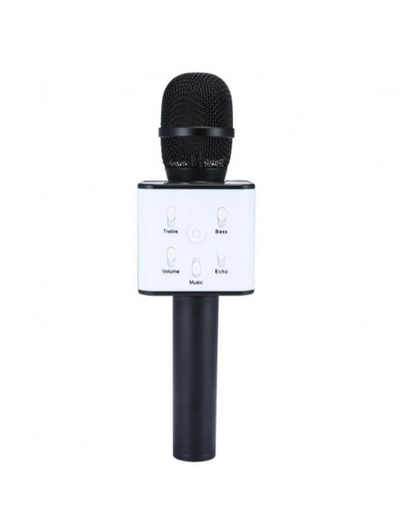 Micro Karaoke Bluetooth Negro Micrófonos