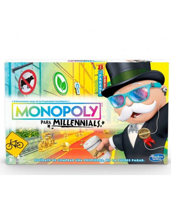 Monopoly Millenials 5010993624737 Juegos de estrategia
