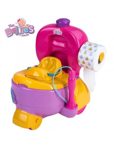 The Bellies Potty Car 8410779069696 Bellies