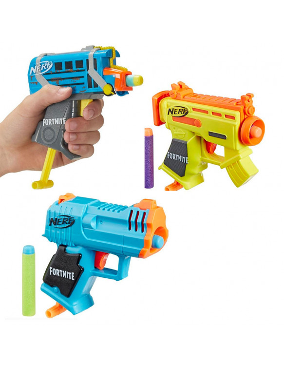 Nerf Fortnite Microshots