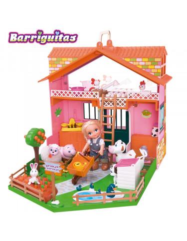 Barriguitas Granja Naranja 8410779287113 Barriguitas