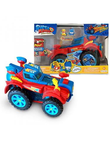 Superzings Monster Roller 8431618009680 Juguetes Superzings
