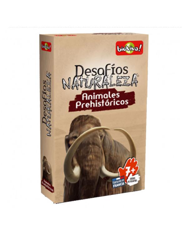 Desafíos Naturaleza: Animales Prehistóricos 3569160660082