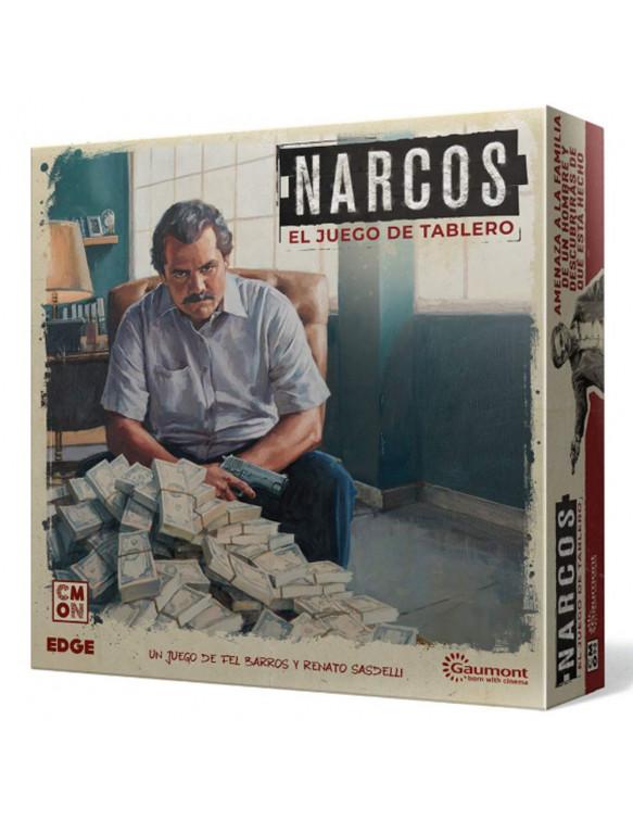 Narcos El Juego De Mesa 8435407625242 Juegos de estrategia