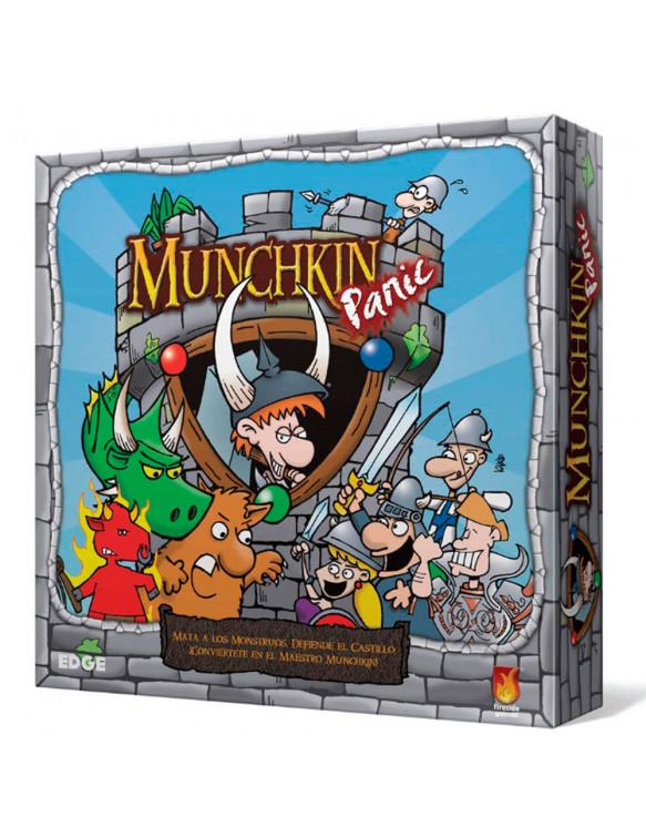 Munchkin Panic 8435407609488 Juegos de estrategia