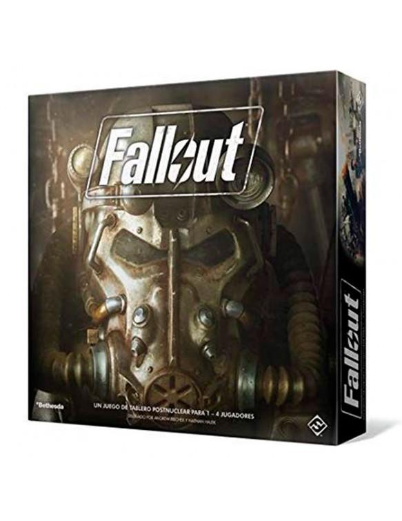 Fallout: El Juego De Tablero 8435407617438 Juegos de estrategia