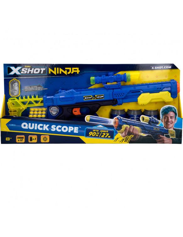 Rifle X-Shot Ninja 8412842449671 Armas y accesorios