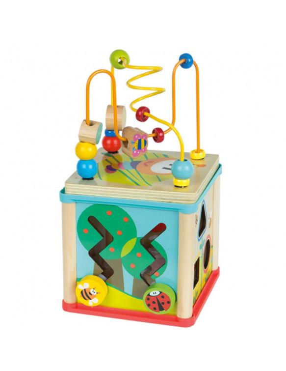 Cubo Multiactividades 8412842462502 Juguetes de madera