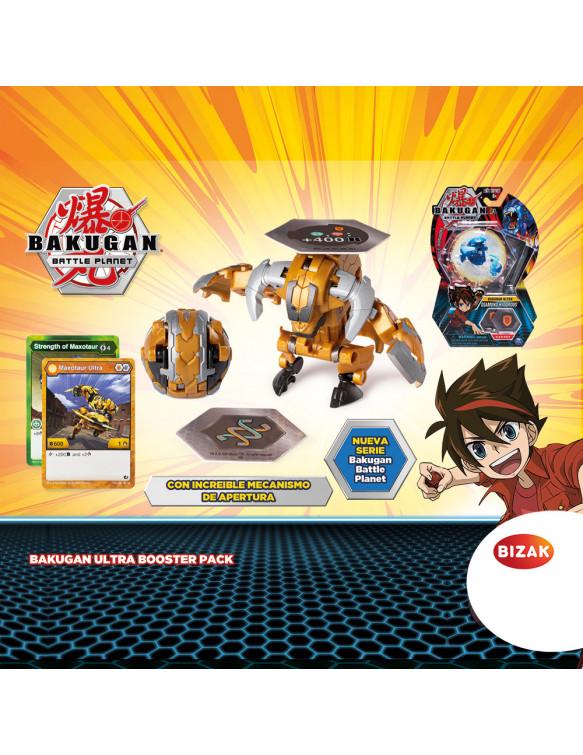 Bakugan Ultra Booster Pack De Luxe 8432752027301 Figuras de