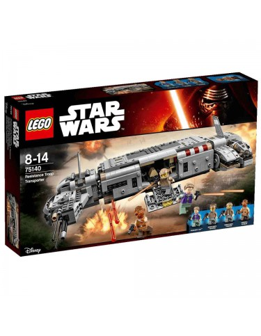 Lego Resistance Troop Transport Star Wars 5702015592109