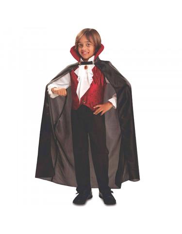 Disfraz Vampiro Gótico 5-6 años