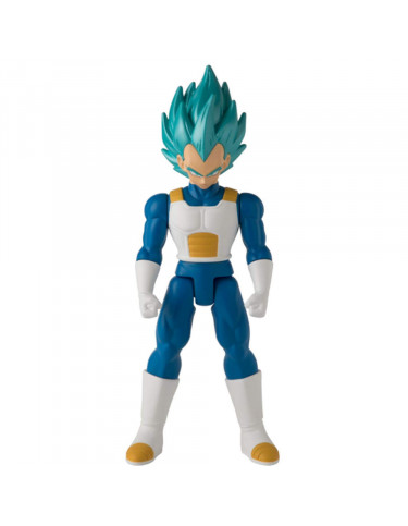 Dragon Ball Vegeta Super Saiyan Blue
