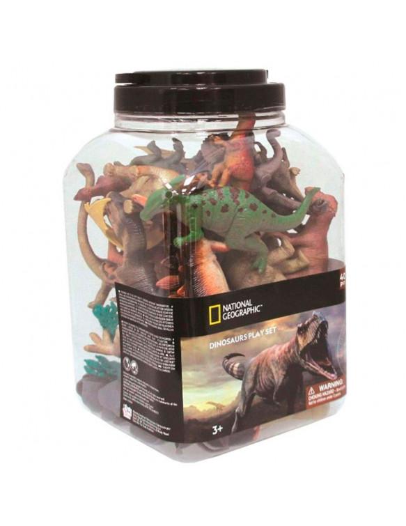 Dinosaurios Cubo 40 Piezas