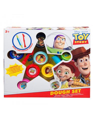 Toy Story Set De Plastilina Con Formas