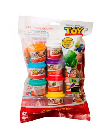 Toy Story Set De 10 Botes De Plastilina