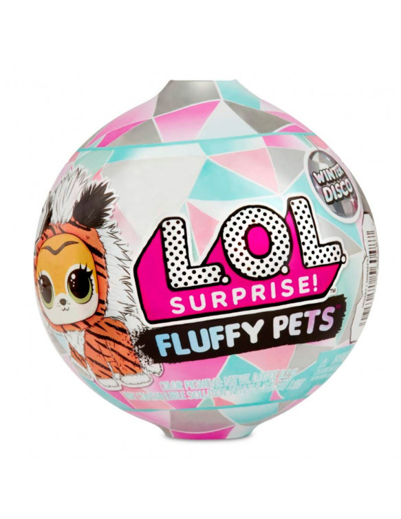 Lol Surprise Fuffy Pets Winter