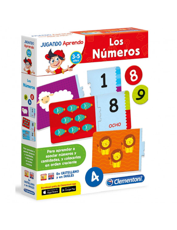 Aprende Los Numeros Del 1 Al 10 8005125655953