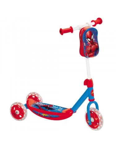 Spiderman Primer Patinete 3 Ruedas