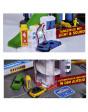 Garaje Supercity 7 Plantas con 6 Coches Y Tren