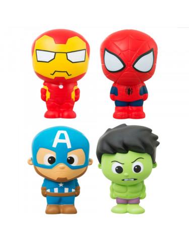 Squeeze Toys Surtidos De Marvel