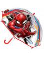 Spiderman Paraguas Burbuja